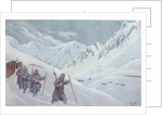 The Alpine Patrol, 1916 by Anonymous