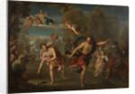 Atalanta and Hippomenes, 1727 by Anonymous