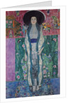 Portrait of Adele Bloch-Bauer II, 1912 by Anonymous