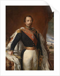 Portrait of Emperor Napoleon III of France by Anonymous