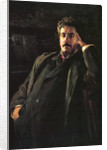 Portrait of the Composer Giacomo Puccini, 1903 by Anonymous