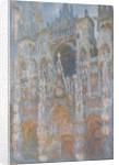 La cathédrale de Rouen. Le portail, soleil matinal (The Rouen Cathedral. The portal, early morning s by Anonymous