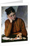 The Fortune Teller, 1869 by Anonymous
