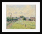 Kew Green, 1892 by Anonymous