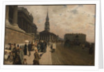 The National Gallery, London, 1877 by Anonymous