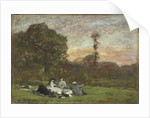 Luncheon on the Grass (Le déjeuner sur lherbe), 1866 by Anonymous