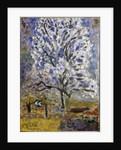 Lamandier en fleurs (The Almond Tree in Blossom), 1947 by Anonymous
