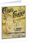 France - Champagne, 1891 by Anonymous