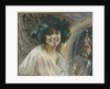 Bacchante (Nymph crowned with vine leaves), um 1900-1904 by Anonymous