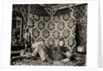 Pierre Bonnard as an Odalisque in Matisses Studio, 1929 by Anonymous