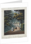 Saint Petersburg. The Summer Palace of Peter the Great at the Summer Garden, 1830s by Anonymous