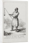 Executioner of the Streltsy regiment, 1764 by Anonymous