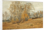 Autumn, 1892 by Anonymous