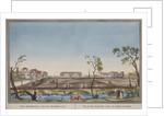 Tsarinas Meadow (Tsaritsyn Lug) in Saint Petersburg, 1814 by Anonymous