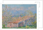 Gardener's House at Antibes, 1888 by Claude Monet
