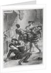 Hamlet: The Death of Hamlet, 1843 by Eugène Delacroix