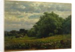 Harvest Time, 1864 by George Inness
