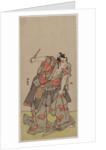 Ichikawa Yaozo II as Soga no Goro, mid 1770s by Katsukawa Shunsho