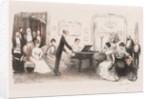 La Soirée Bourgeoise, 1907 by Jean Veber