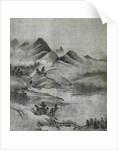 Landscape, 1500-1525 by Soami