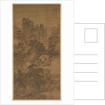 Landscape, 1632-1717 by Wang Hui