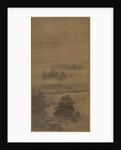 Landscape, late 1500s-early 1600s by Sessh Ty (follower of)