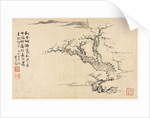 Landscapes in Various Styles after Old Masters, 1690 by Mei Qing