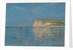 Low Tide at Pourville, near Dieppe, 1882, 1882 by Claude Monet