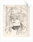Madame Réjane, 1899 by Henri de Toulouse-Lautrec