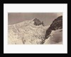 Mount Maudit, Savoy, 1860 by Auguste-Rosalie Bisson and Louis-Auguste Bisson