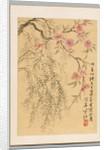 Peach Blossoms and Willows, 1842 by Hanko Okada