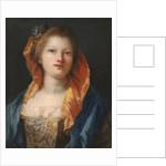 Portrait of a Woman, 1762-1770 by Giovanni Domenico Tiepolo