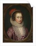Portrait of a Woman, possibly Elizabeth Boothby, 1619 by Cornelis Jonson