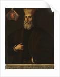 Portrait of Roberto Castiglione, early 1600s by Unknown