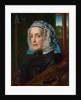 Portrait of Susanna Rose, 1862 by Frederick Sandys