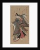 Sanjo Kantaro II in the Role of Urashima Taro, early 1700s by Kaigetsud? Ando
