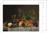 Still Life with Fruit, 1873 by Emilie Preyer