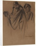 Studies for Saint Paul on the Way to Damascus, 1896 by Max Liebermann