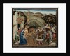 The Adoration of the Magi, 1440-45 by Giovanni di Paolo