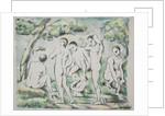 The Bathers, 1897 by Paul Cézanne