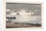 The Breaking Waves, Tide of September 1901, 1901 by Auguste Louis Lepère