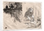 The Brief Joys: Cover, 1897 by Henri de Toulouse-Lautrec