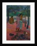 The Call, 1902 by Paul Gauguin