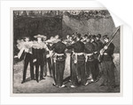 The Execution of Emperor Maximilian, 1867 by Edouard Manet