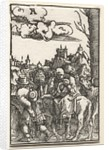 The Fall and Redemption of Man: The Flight into Egypt, c. 1515 by Albrecht Altdorfer