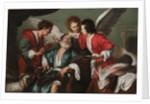 The Healing of Tobit, c. 1625 by Bernardo Strozzi
