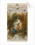 The Vineyard, c. 1723-1727 by Nicolas Lancret