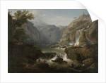 The Waterfalls at Tivoli, 1737 by Claude-Joseph Vernet