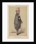 Vanity Fair: Men of the Day No. 14 'A Faithful Friend, an eminent Savant …', 1870 by Carlo Pellegrini