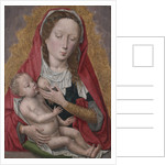 Virgin and Child, c. 1470-1480 by Hans Memling